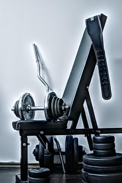 ławka na siłownie